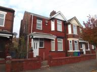 3 bed semi detached house in Duncan Road, Manchester...
