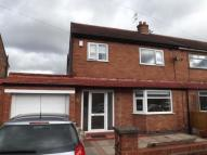 semi detached home in Elizabeth Drive, Padgate...