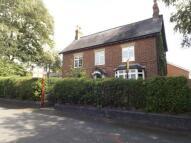 6 bed Detached home in Crewe Road, Shavington...