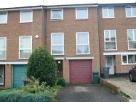 Terraced house in King Edward Road, Barnet...