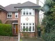 Warwick Road semi detached house for sale