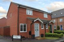 2 bed semi detached property in Harmonds Wood Close...