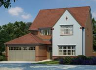 4 bed new home in Lancaster Place...