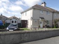 4 bed semi detached home in Morfa'r Garreg, Pwllheli...