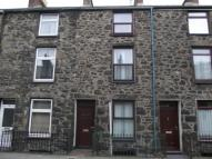 Terraced property in New Street, Pwllheli...
