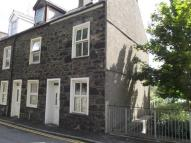End of Terrace property in North Street, Pwllheli...