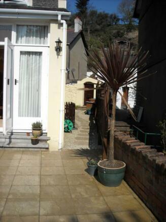 Terraced Courtyard