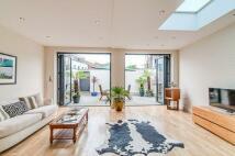 new property in Garratt Lane, London...