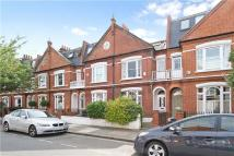 Terraced house in Coniger Road...