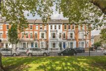 Terraced house in Hurlingham Road...