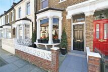 Terraced property in Yeldham Road...