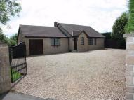 3 bed Detached Bungalow in Chapel Lane, Ab Kettleby