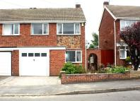 semi detached home in Beverley Close...
