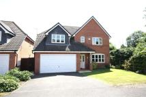 4 bed Detached home in Harborough Close...