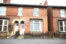 2 bedroom semi detached house to rent in Brook Street...