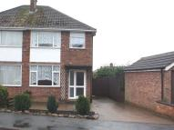 3 bedroom semi detached house in St Gregory's Drive...