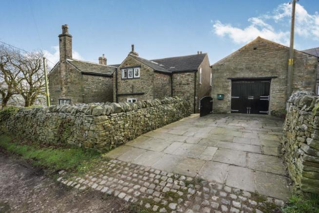 Whitle Fold Cottage