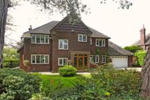 Detached house in Park Road, Disley...