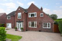 4 bed Detached house in Fletcher Drive, Disley...
