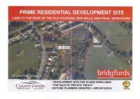 new development in Marsh Lane, New Mills...