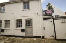 Cottage to rent in Lymington Quay.