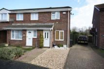 2 bed semi detached property in Rodney Drive...