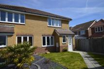 semi detached house in Martlet Close...