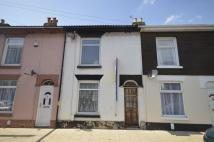 Terraced house in Victoria Street, Gosport