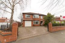 semi detached home in Worsley Road, Swinton...