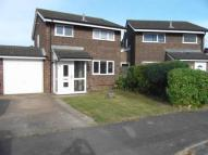 Detached house for sale in Thetford Close, Kempston...