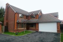 4 bed Detached home in Ffordd Cae Canol, Denbigh