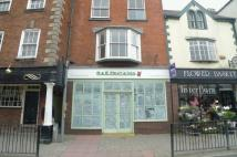 1 bedroom Commercial Property in High Street, Denbigh