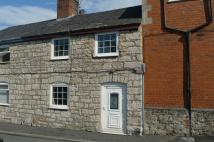 Terraced property in Middle Lane, Denbigh