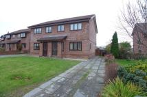 3 bed semi detached property in Y Maes, Denbigh