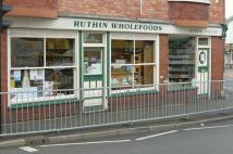 property to rent in Health Food Shop, 58 Well Street, Ruthin