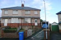 Llewelyns Estate semi detached house to rent