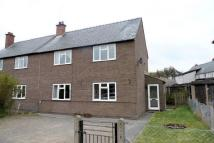 3 bedroom semi detached home to rent in Bronallt Estate, Groes