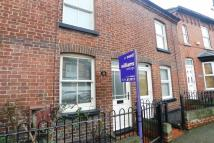 Terraced house in Conwy Villas, Denbigh
