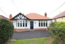 Detached Bungalow in Greenfield Road, Ruthin