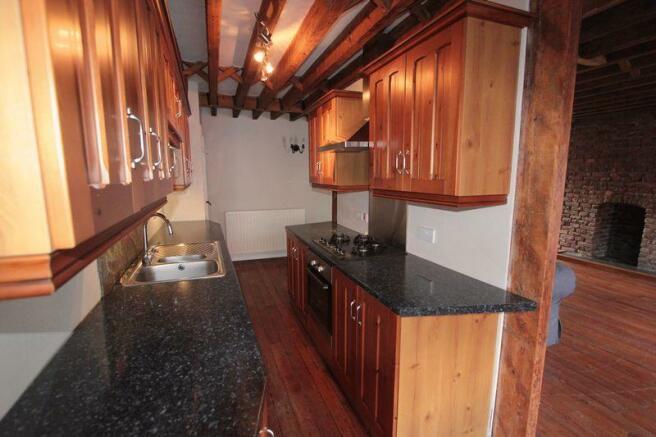 Flat Kitchen 1