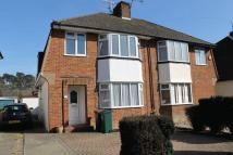 St Marys Drive semi detached house to rent