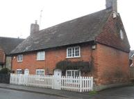 3 bed semi detached property to rent in High Street, Westerham