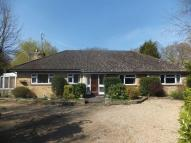 Detached Bungalow in Carlton Road, Godstone