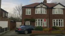 semi detached home for sale in Meriton Road, Handforth...