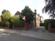 Detached house in Dawson Road, Heald Green...