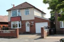 4 bedroom Detached house in Meriton Road, Handforth...