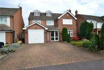 Detached property in Cheviot Road...