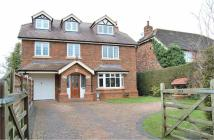 5 bed Detached house in Chester Road...