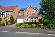 4 bedroom Detached house in Hall Pool Drive...