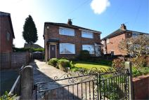 2 bed semi detached property for sale in Garthland Road...